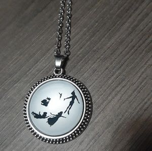 New peter pan and the lost boys necklace